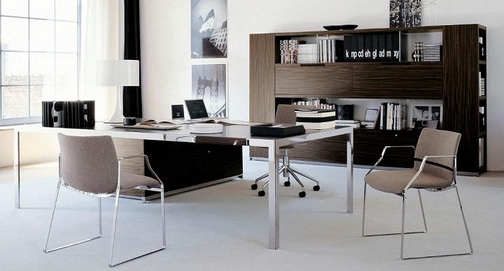 C mo negociar el precio del alquiler de un negocio for Despacho moderno casa