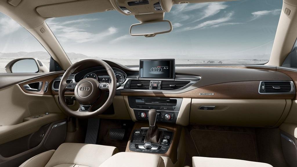 Audi A7 Sportback 07