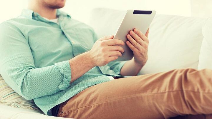 tablet-en-casa